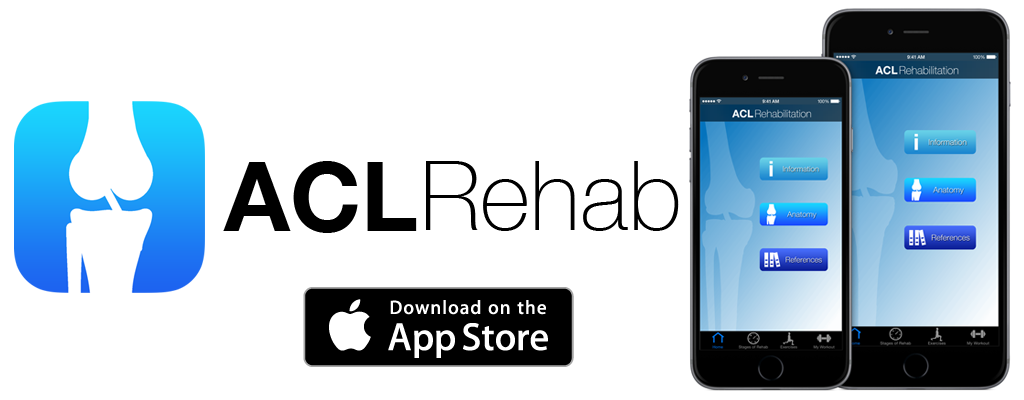 ACL Rehab for iPhone