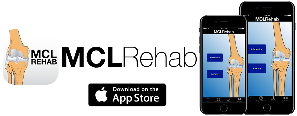 MCL Rehab for iPhone