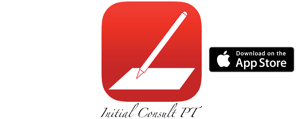 Initial Consult PT for iPad Pro